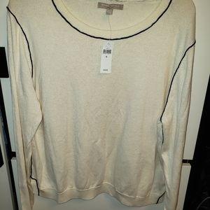 Banana Republic cream colored sweater XL